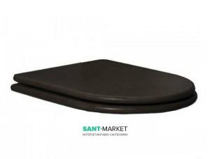 Сиденье с крышкой для унитаза Gala NOBLE с микролифтом и быстрым снятием  G5161185