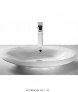 Раковина для ванной накладная Roca коллекция Urbi белая 32722B000