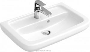 Раковина для ванной подвесная Villeroy & Boch коллекция Omnia Architectura белая 51776001