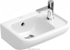 Раковина для ванной подвесная Villeroy & Boch коллекция Omnia Architectura белая 53733501