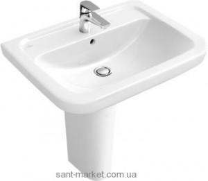 Раковина для ванной подвесная Villeroy & Boch коллекция Omnia Architectura белая 51756001
