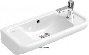 Раковина для ванной подвесная Villeroy & Boch коллекция Omnia Architectura белая 53732501