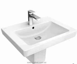 Раковина для ванной подвесная Villeroy & Boch коллекция Subway 2.0 белая 71136601