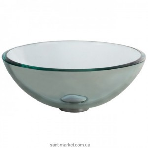 Раковина для ванной накладная Kraus прозрачная GV-101-14-12mm