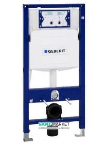 Система инсталляции для подвесного унитаза Geberit Duofix 2в1 50х112х12 111.300.00.5