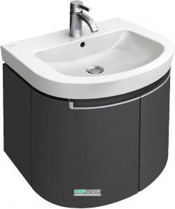 Раковина для ванной на тумбу Villeroy & Boch коллекция Subway 2.0 белая 7114F501