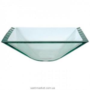 Раковина для ванной накладная Kraus прозрачная GVS-901-19mm
