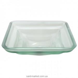Раковина для ванной накладная Kraus прозрачная GVS-930-FR-19mm