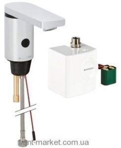 Смеситель для раковины электронный сенсорный Geberit коллекция HyTronic хром 116.336.21.1