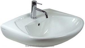 Раковина для ванной подвесная Villeroy & Boch коллекция Omnia classic белая 71226501
