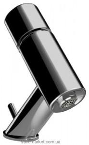 Смеситель для раковины одновентильный с донным клапаном Oras колекция IL Bagno Alessi One хром 8500F
