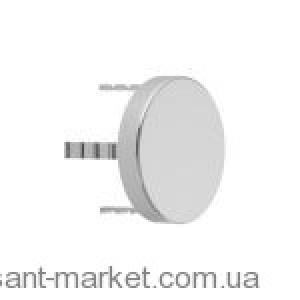 Geberit Крышка для вакуум-прерывателя, хром 150.809.21.1