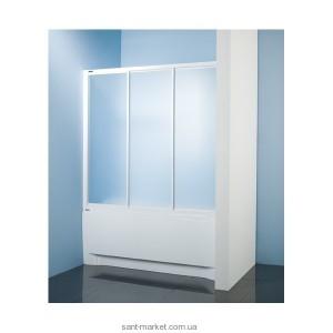 SANPLAST Шторка для ванны DTr-c-W-150