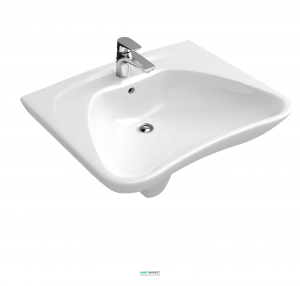 Раковина для ванной подвесная Villeroy & Boch коллекция O.Novo белый 71196301