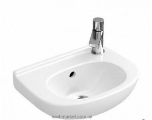Раковина для ванной подвесная Villeroy & Boch коллекция O.Novo белая 53603601