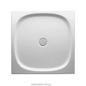 Душевой поддон акриловый квадратный Laufen PALOMBA 90X90х4 белый 210801