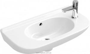 Раковина для ванной подвесная Villeroy & Boch коллекция O.Novo белая 53615001