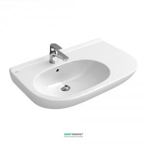 Раковина для ванной подвесная Villeroy & Boch коллекция O.Novo белая 51608001