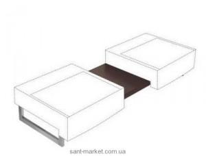 Villeroy&Boch Pure Basic Полка под двойную раковину 350/480 x 427 852105C9