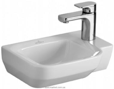 Раковина для ванной подвесная Villeroy & Boch коллекция Sentique белая 53233701