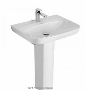 Раковина для ванной на пьедестал Villeroy & Boch коллекция Sentique белая 51436001