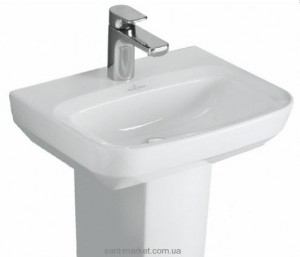Раковина для ванной подвесная Villeroy & Boch коллекция Sentique белая 53224601