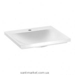 Раковина для ванной встраиваемая Keuco коллекция Royal Reflex белая 34041315001