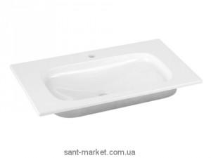Раковина для ванной встраиваемая Keuco коллекция Royal Universe белая 32761318001