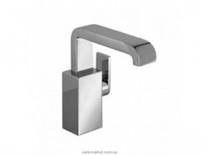 Смеситель для раковины однорычажный с донным клапаном Keuco Edition 300 хром 53004010100