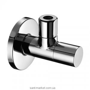Schel STILE Дизайнерский угловой вентиль 1/2,хром 053760699