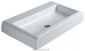 Раковина для ванной накладная Simas OH 90х50х15.5 белая OH12