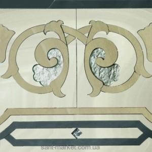 Ceracasa ABSOLUTE Декор 47x47х1см, Deco Absolute 2 Lineal Pulido 47x47