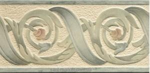 TAGINA NINFEA Декор 15X30,5 , цвет- NINF.COR.GHIRL.VER 2YD18CG