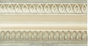 TAGINA NINFEA Декор 15X30,5 , цвет- NINF.COR.FOTOF.VER 2YD18FO