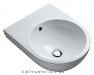 Раковина для ванной подвесная Catalano коллекция Sistema C1 белая 45C1