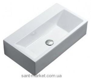 Раковина для ванной накладная Catalano коллекция Verso белая 70VN