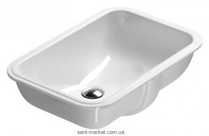 Раковина для ванной встраиваемая Catalano коллекция Sottopiano белая 1SOCN00