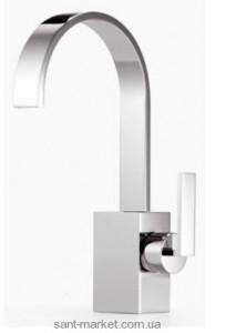Смеситель для раковины однорычажный с донным клапаном высокий Dornbracht Mem хром 33500785-00