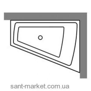 Duravit Paiova панель для ванны 1800х1400 правая 8713.82