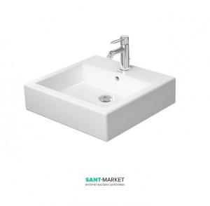 Раковина для ванной подвесная Duravit коллекция Vero белая 0454500000