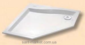 Huppe Marano:Панель для душ. поддона 100х100 см 202072.055