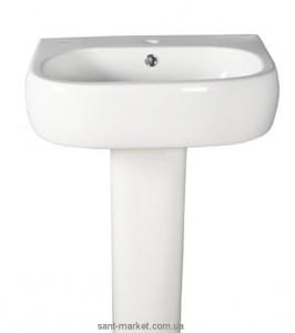 Раковина для ванной на пьедестал Volle коллекция Daniella белая 13-24-052