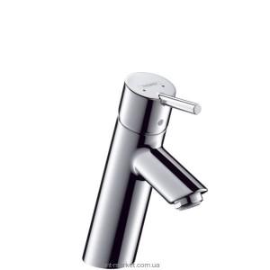 Смеситель для раковины однорычажный с донным клапаном Hansgrohe коллекция Talis хром 32046000