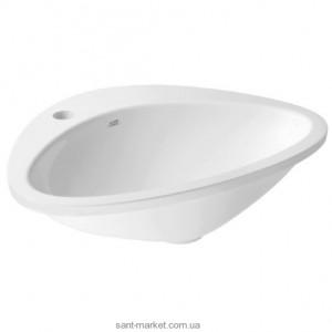 Раковина для ванной встраиваемая Hansgrohe коллекция Axor Massaud белая 42310000