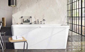 Ванна акриловая прямоугольная Hansgrohe Axor Citterio 170х92х68 39957000 без плиты