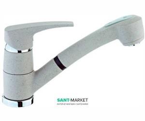 Смеситель для кухни с выдвижной лейкой Teka MB2 LP (MS1 Ext) однорычажный 4097845GW