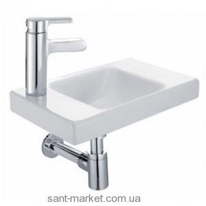 Раковина для ванной подвесная Jacob Delafon коллекция Odeon Up белая Е4759-00