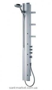 Hansgrohe Pharo SideWay душевая панель матовый хром 26311000