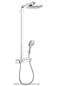 Hansgrohe Raindance Select E 300 2jet Showerpipe Душевая система 27126000