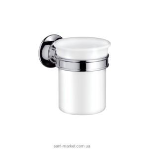 Hansgrohe Axor Montreux Стаканчик для зубных щеток, шлифованный никель 42134820